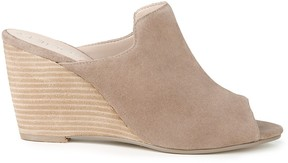 Sole Society Drew Peep Toe Wedge