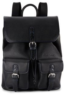 Robert Graham Johnson Faux Leather Backpack