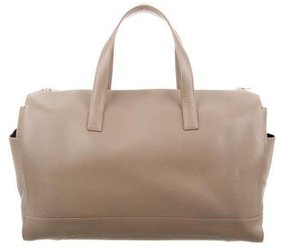 Golden Goose Textured Leather Handle Bag