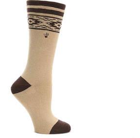 BearPaw Women's Geometric Women's's Boot Socks