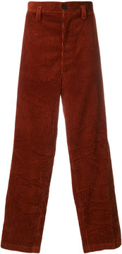 Marni oversized corduroy trousers