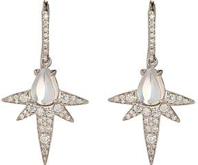 Finn Women's Moonstone Spike Earrings