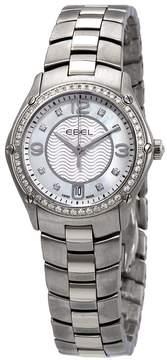 Ebel Sport Diamond Mother of Pearl Dial Ladies Watch