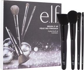 e.l.f. Cosmetics 4 Piece Brush Kit