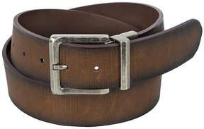 Asstd National Brand Dallas + Main Casual Reversible Belt
