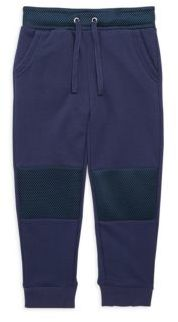 Petit Lem Little Boy's Techno City Jogger Pants