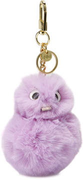 Neiman Marcus Chicky Pompom Keychain