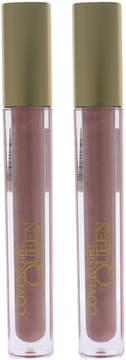 Cover Girl Premier Pink Queen Collection Colorlicious Lip Gloss - Set of Two