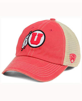 Top of the World Utah Utes Wicker Mesh Cap