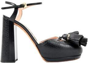 Rochas Leather heels