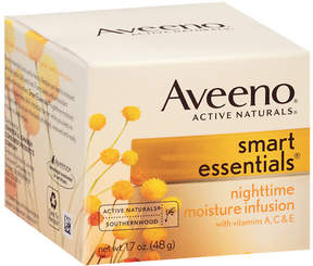 Aveeno Smart Essentials Night Moisturizing Infusion Lotion