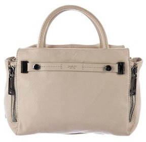 Botkier Pebbled Leather Satchel