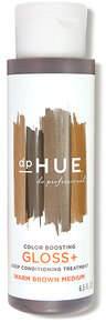 dpHUE GLOSS+ Medium Brown Warm