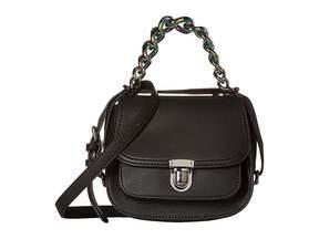 Deux Lux Roma Messenger Shoulder Handbags