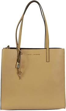 Marc Jacobs The Grind Shopper Tote - BEIGE - STYLE