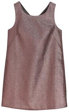 Milly Minis Girl's Back Bow Shift Dress