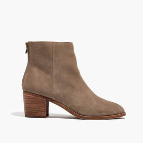 Madewell The Pauline Boot in Suede