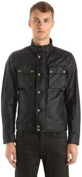 Belstaff Racemaster Wax Cotton Field Jacket