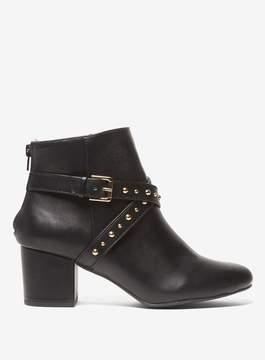 Dorothy Perkins Black 'Aliyah' Ankle Boots