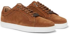 HUGO BOSS Tribute Tenn Suede Sneakers