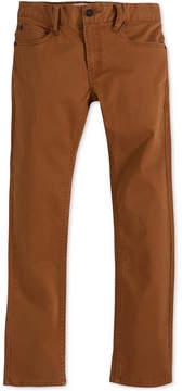 Levi's 511 Slim Fit Sueded Pants, Little Boys (4-7)