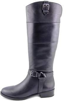 INC International Concepts Womens Fedee Leather Closed Toe Knee High Riding B....