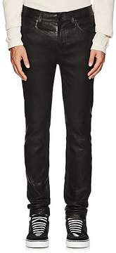 J Brand Men's Mick Leather Skinny Jeans
