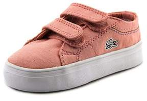 Lacoste Marcel Chunky Seg Spi Toddler Round Toe Synthetic Pink Sneakers.