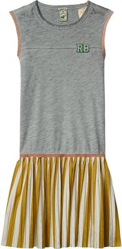 Scotch & Soda Sleeveless Varsity Dress