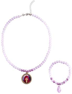 Disney Disney's Descendants 2 Mal Girls 4-16 Necklace & Bracelet Set