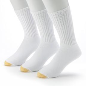 Gold Toe GOLDTOE 3-pk. Sport Crew Socks
