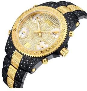 JBW Men's Jet Setter Diamond Watch.
