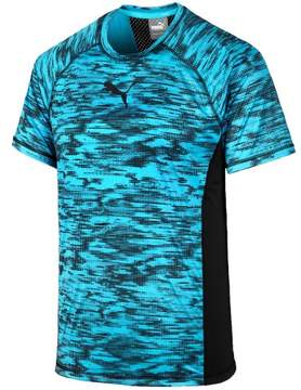 Puma Mens Drycell Printed Basic T-Shirt