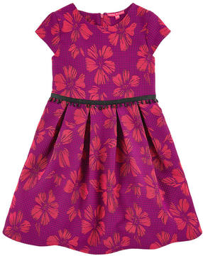 Derhy Kids Jacquard dress