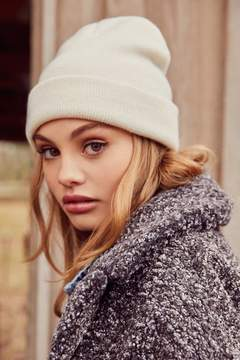 Urban Outfitters Double Knit Essential Beanie