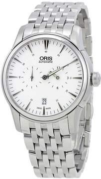 Oris Artelier Regulateur Automatic Silver Dial Men's Watch 749-7667-4051MB