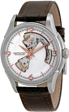 Hamilton Men's Jazzmaster Open Heart Watch