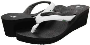 Sanuk Yoga Mat Wedge Women's Sandals