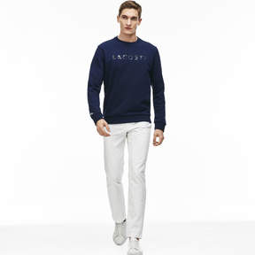 Lacoste Men's Regular Fit Cotton Twill Chino Pants