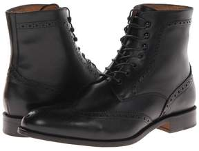 Matteo Massimo 7-Eye Wing Boot Men's Shoes