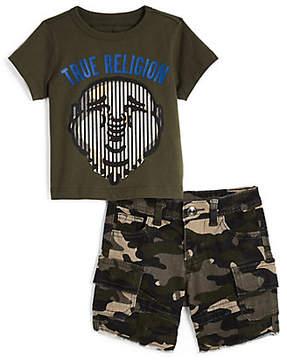 True Religion TR BABY SET