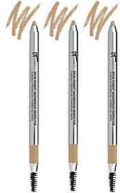 It Cosmetics Supersize Brow Power Perfector Brow Pencil Trio