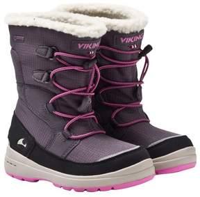 Viking Totak Dark Grey/Dark Pink