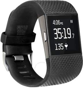 Fitbit Surge Small Activity and Heart Rate Tracker - Black