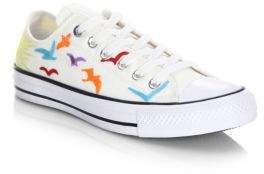 Converse CTAS Ox Embroidered Canvas Sneakers