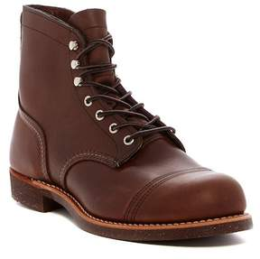 Red Wing Shoes Iron Ranger Leather Boot - Factory Second - Wide Width Available