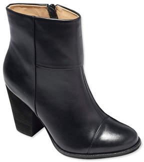 L.L. Bean Signature Leather Ankle Boots