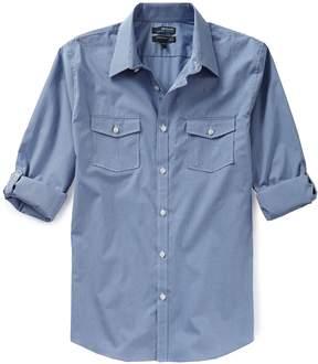 Murano Roll-Sleeve Ultimate Modern Comfort Slim Check Sportshirt