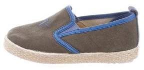 Christian Dior Boys' Slip-On Sneakers