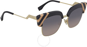 Fendi Waves Square Sunglasses FF 0241/S KB7/JP
